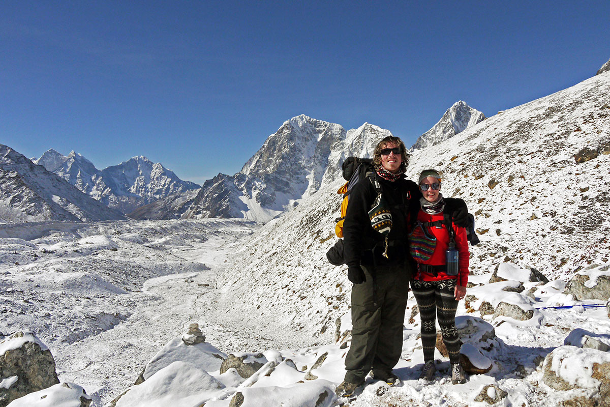 Trekking to Everest Base Camp independently over 23 days