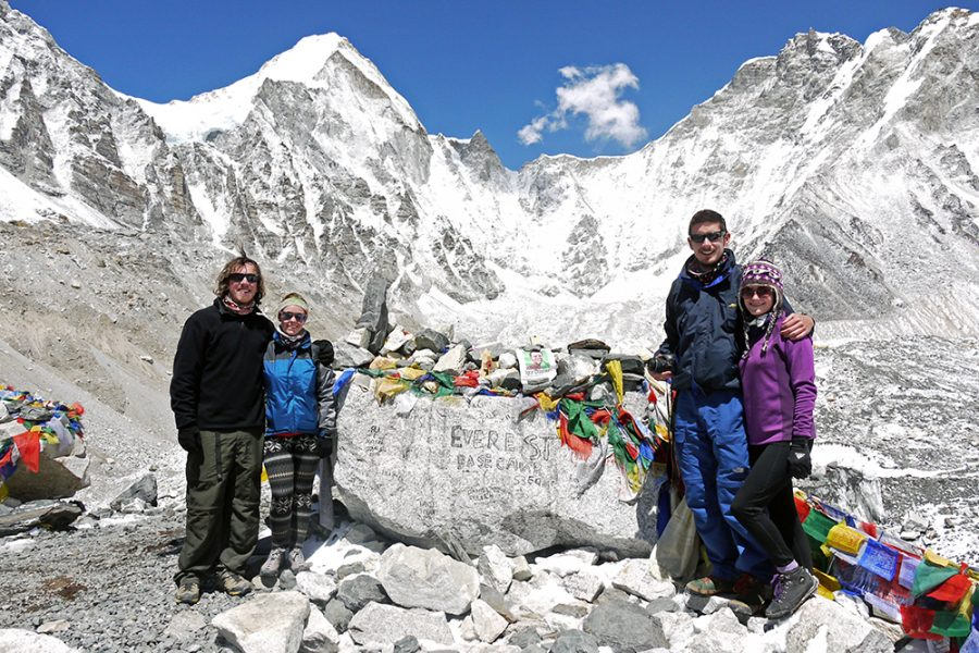 Taking on the Everest Base Camp Trek Independently