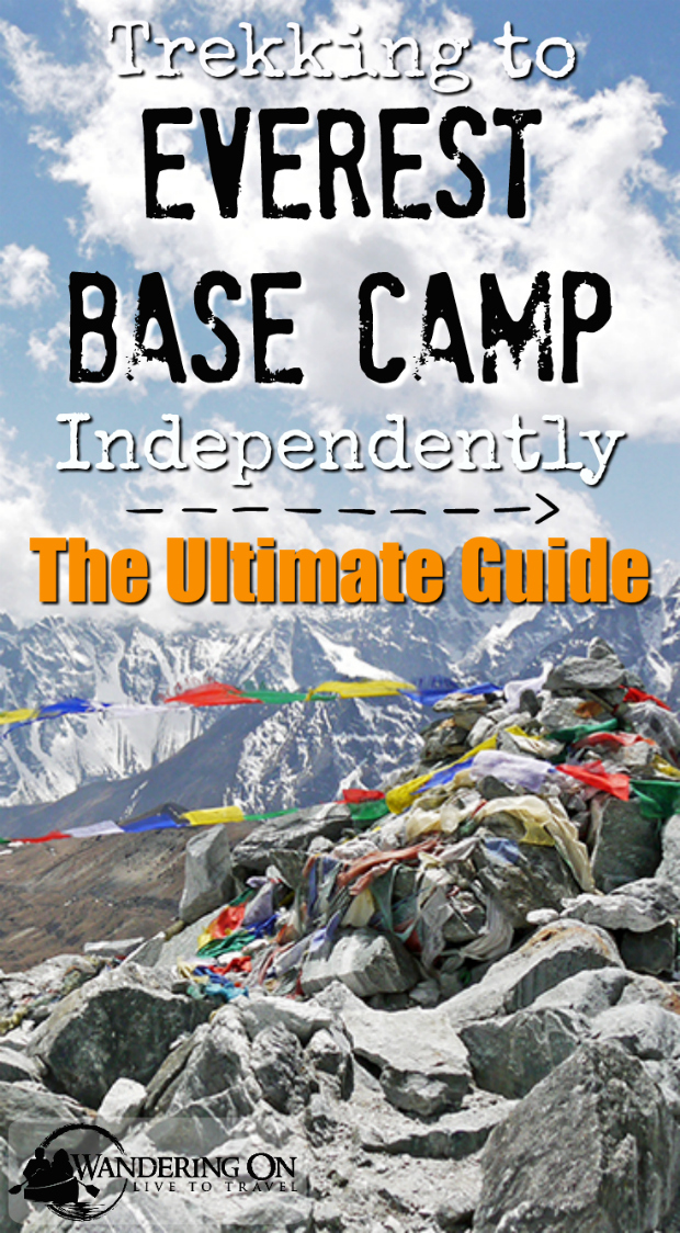 Pin it - Trekking to Everest Base Camp Independently