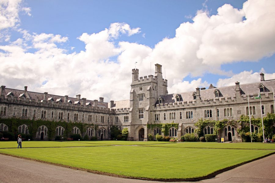 The Quad in UCC