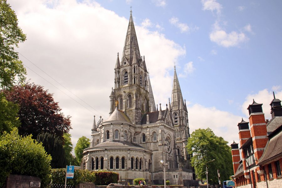 St Fin Barre's Cathedral Cork City Centre