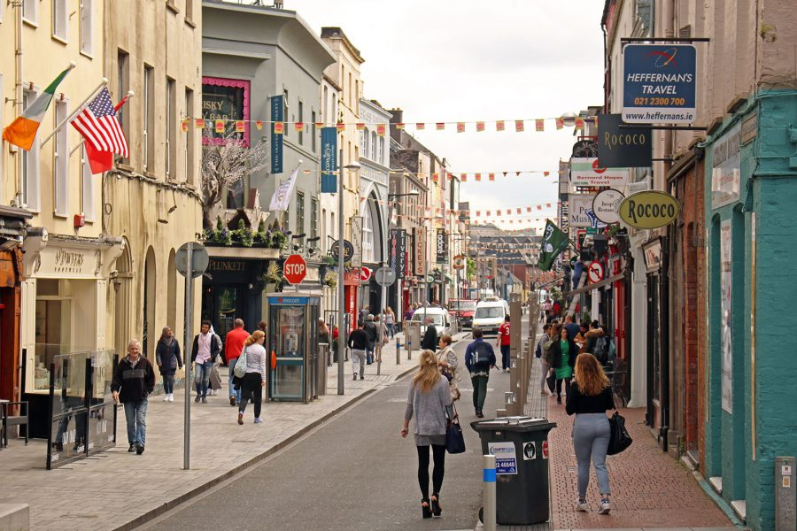 Things to don in Cork city centre, Oliver Plunkett Street, Cork