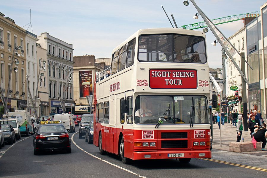 What to do in Cork Ireland, Cork City Bus Tour