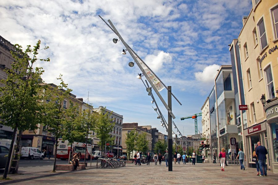 Things to do in Cork city, Patrick Street, Cork, shopping Cork