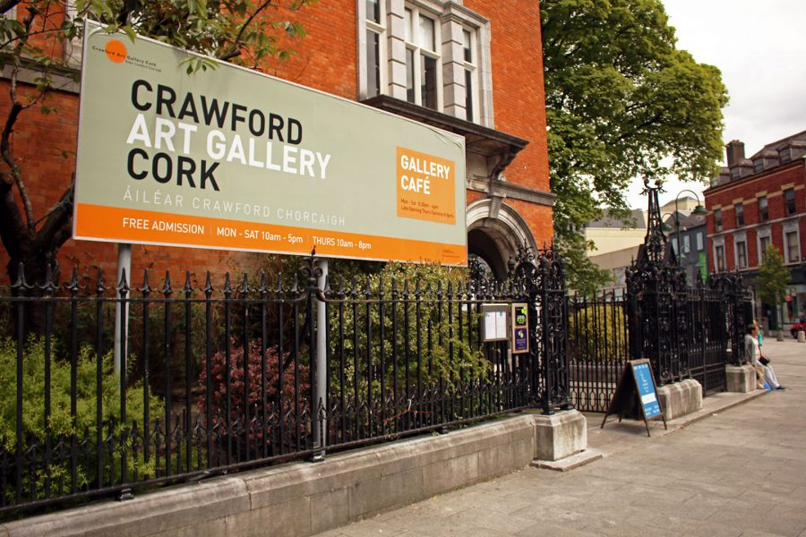 The Crawford Art Gallery, Emmett Place, Cork City Centre, What to do in Cork