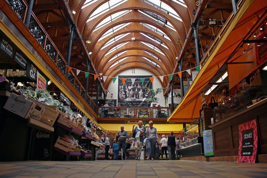 Things to do in Cork city centre, The English Market, Cork City
