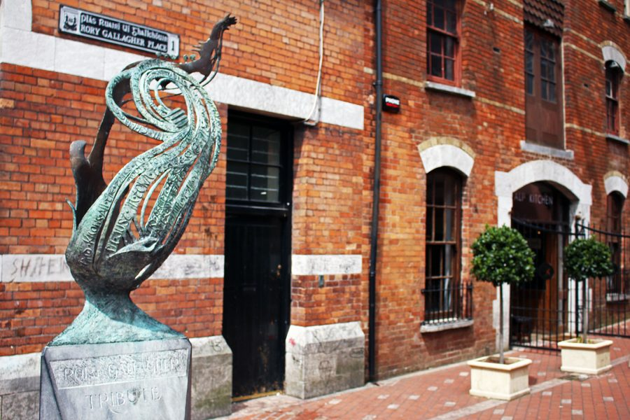 Things to do in Cork City, Rory Gallagher Tribute, Rory Gallagher Place, Cork City