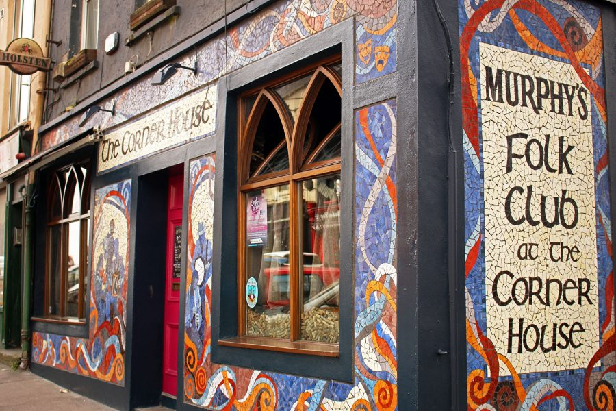The Corner House - Cork's trad mecca