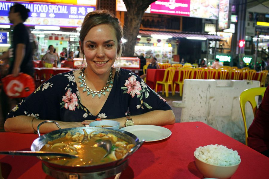Jalan Alor Food Street Market | things to do in Kuala Lumpur at night