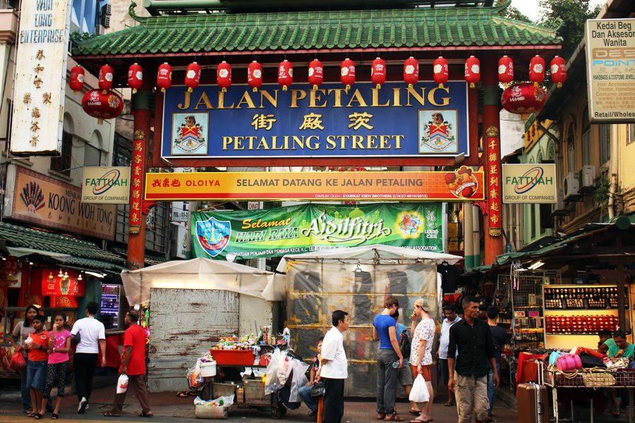 Petaling Street, Chinatown Kuala Lumpur