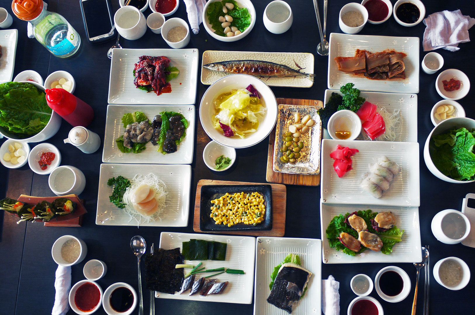 10 amazing korean dishes for pescatarians wandering on travel blog 10 amazing korean dishes for pescatarians forumfinder Image collections