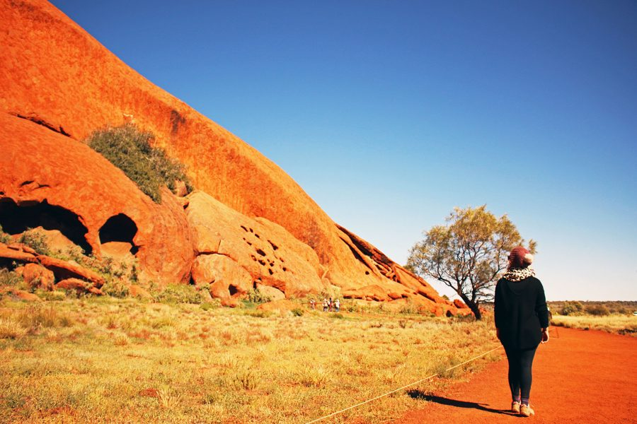 The Uluru Base Walk