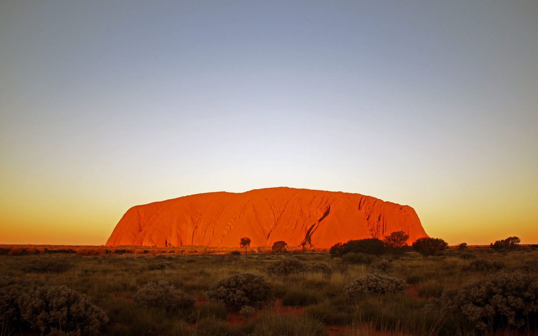 Why We Chose Not To Climb Uluru When We Could Have