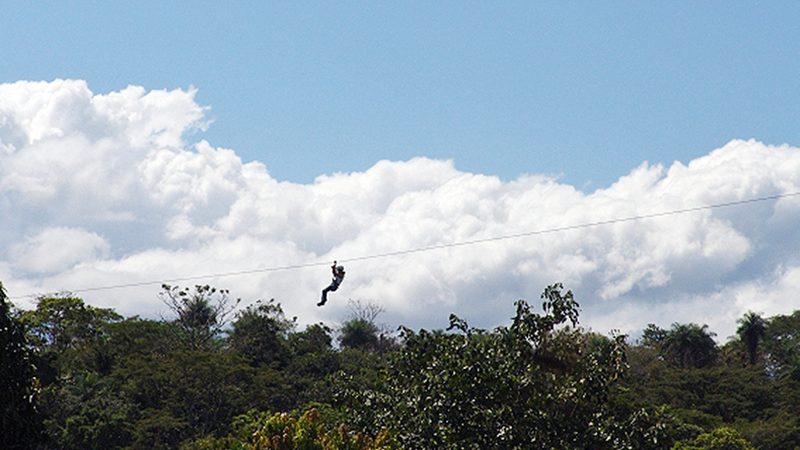 Guide to Mussoorie India Zip Lining