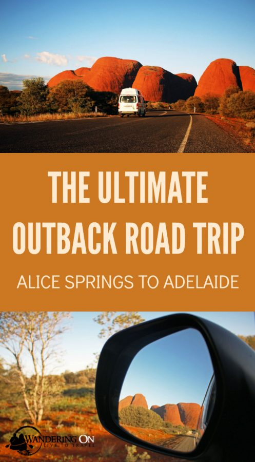 Pin it - Driving from Alice Springs to Adelaide via Uluru_Ayers Rock