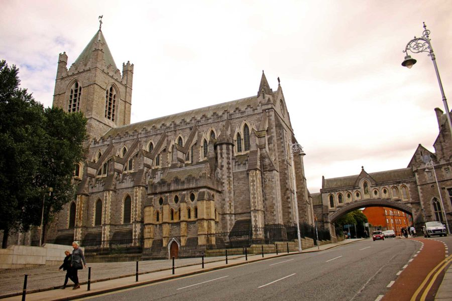 Christchurch Cathedral in Dublin