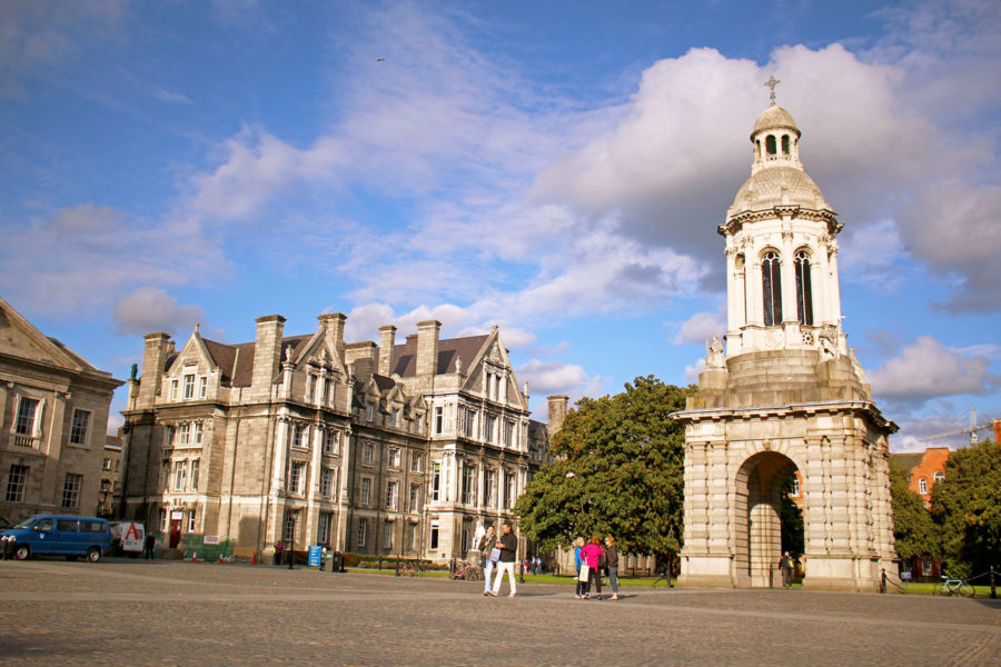 things to do in Dublin for students, Trinity College Dublin