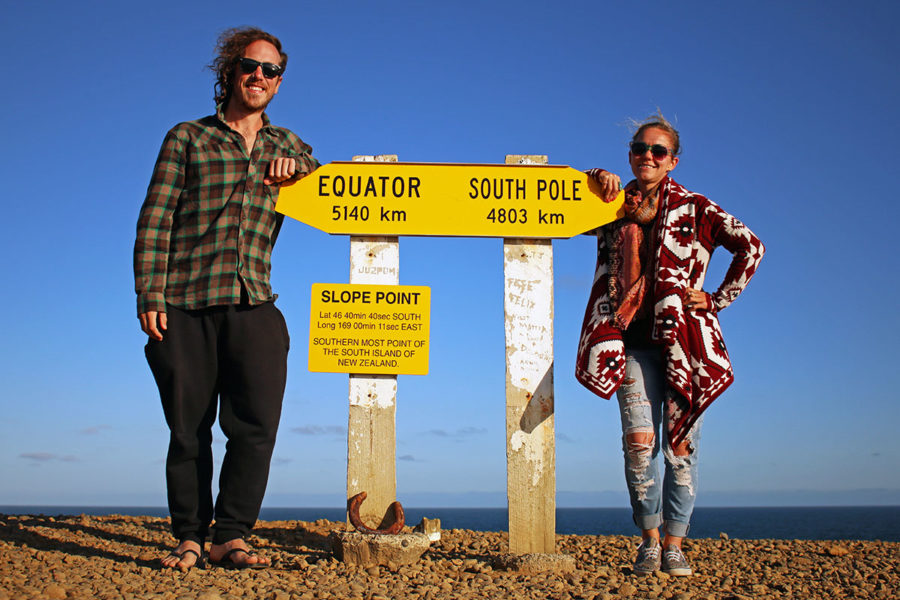About Us - Meet Brian and Noelle of Wandering On