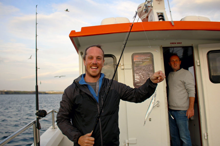 Sea Fishing Northern Ireland
