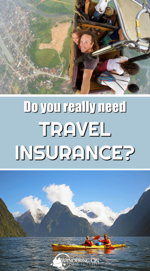 Best Backpacker Insurance | Travel Insurance, do you really need to get it? Read more to find out our travel insurance tips.