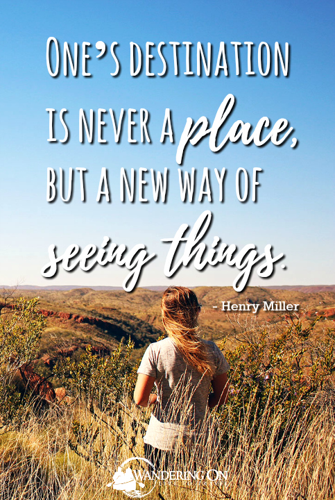 Best Inspirational Travel Quotes | travel quotes images | New Way Of Seeing Things