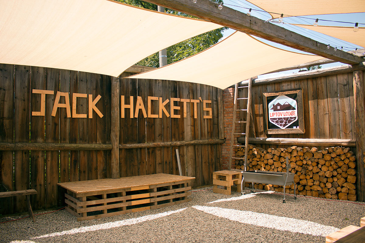 Jasna Slovakia | Liptov Lodge Jack Hackett's Irish Bar in Jasna ski resort | Where to stay in Jasna Slovakia