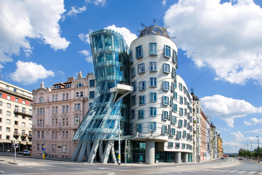 The Dancing House, what to see in Prague, best free things to do in Prague, Prague on a budget