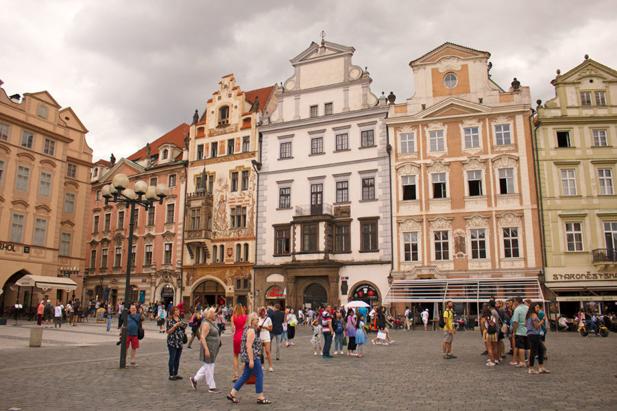 Old Town Square Prague, Best Free Things To Do In Prague, Prague attractions, What to do in Prague, Prague on a budget