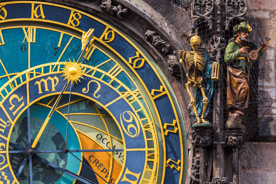 Prague's Astronomical Clock, best free things to do in Prague, what to see in Prague, Prague attractions, must see in Prague, Prague on a budget