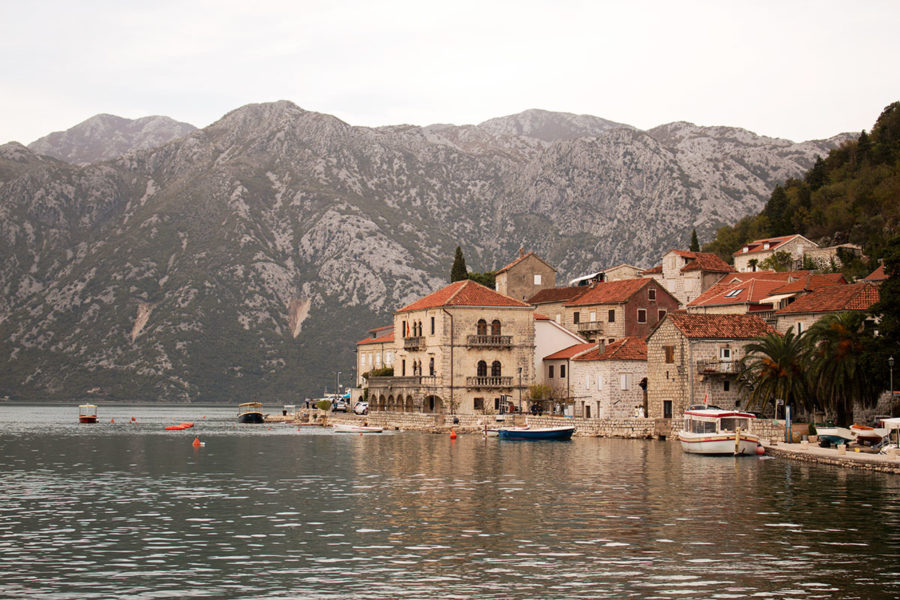 Take a boat trip to Our Lady of the Rocks from Perast |  Kotor must see