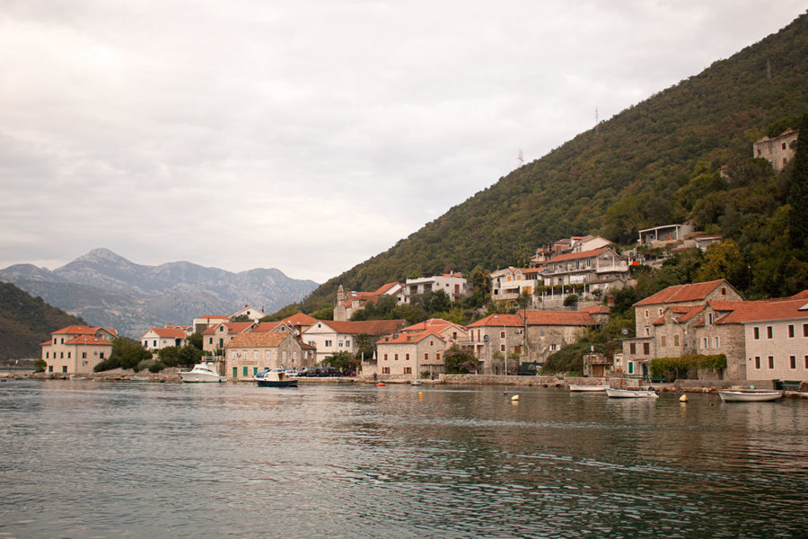Get out on the water in the Bay of Kotor | things to do in Kotor