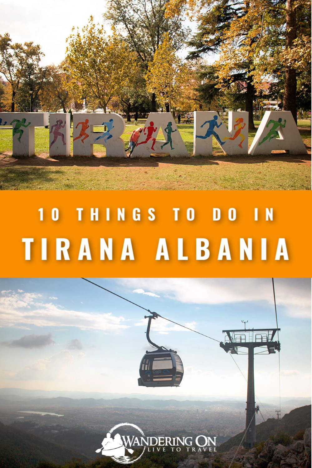 Pin it - 10 Of The Best Things To Do In Tirana Albania
